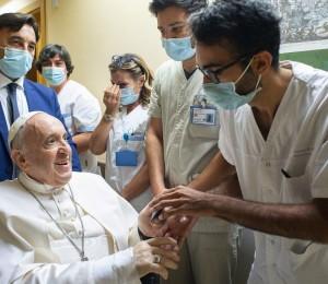 O Papa na carta ao Gemelli: uma obra de misericórdia
