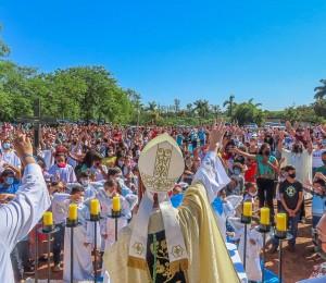 Diocese de Paranavaí motiva e retomada com Romaria Diocesana