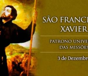 Hoje é celebrado São Francisco Xavier, o 'São Paulo do Oriente'