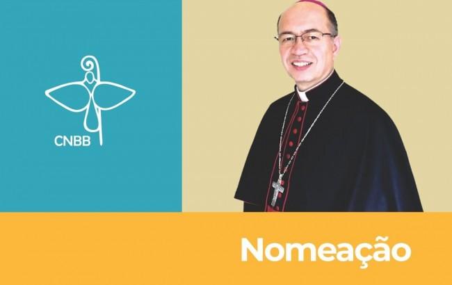 Papa nomeia dom Amilton Manoel para a diocese de Guarapuava (PR)