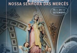 NOVENA DE NOSSA SENHORA DAS MERCÊS DE 15 A 24 DE SETEMBRO 19H