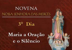Novena Nossa Senhora das Mercês