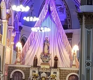 Iniciou neste domingo a Novena de Nossa Senhora das Mercês